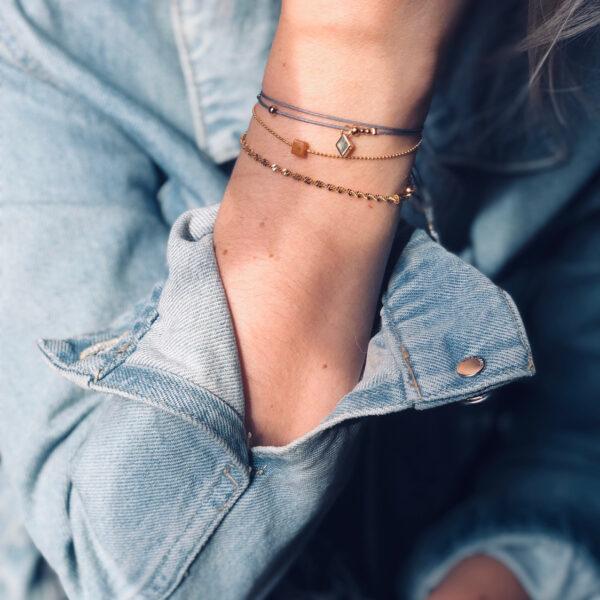 The dice bracelet