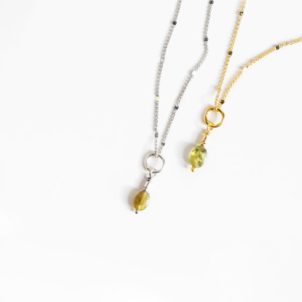 The flow necklace