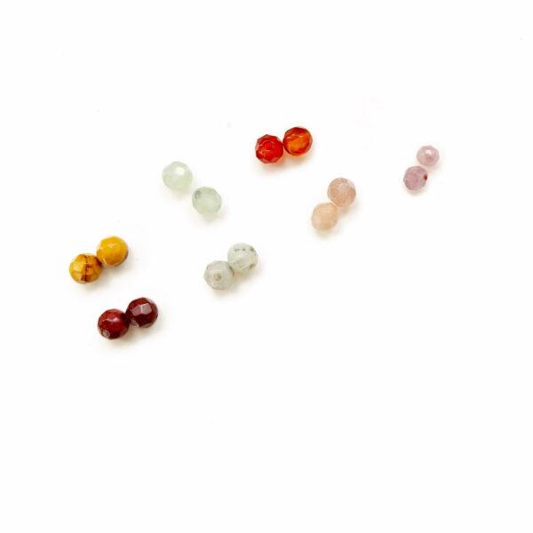 The aven earrings