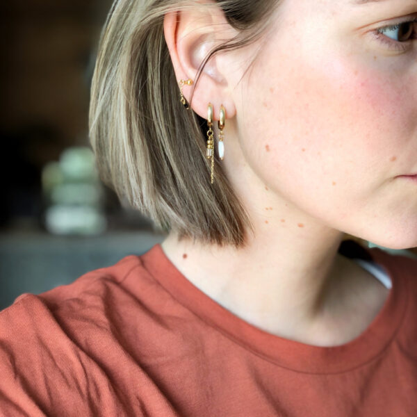 The elysian earrings