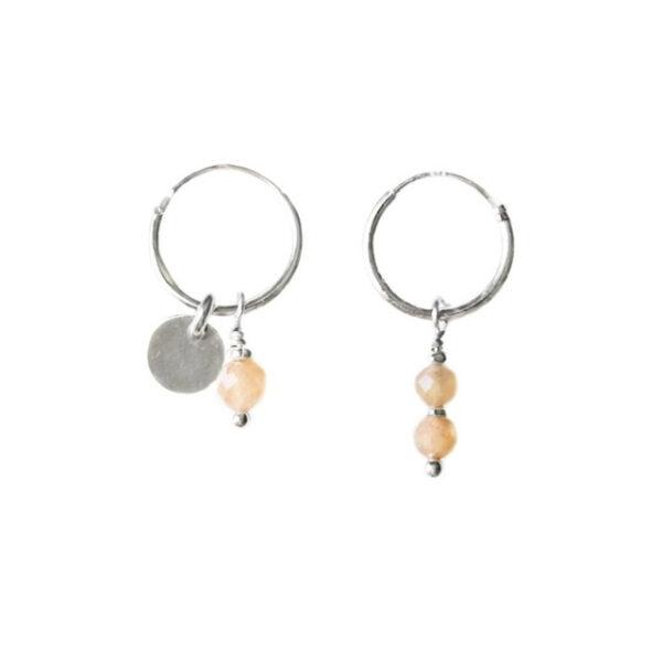 The juniper earrings