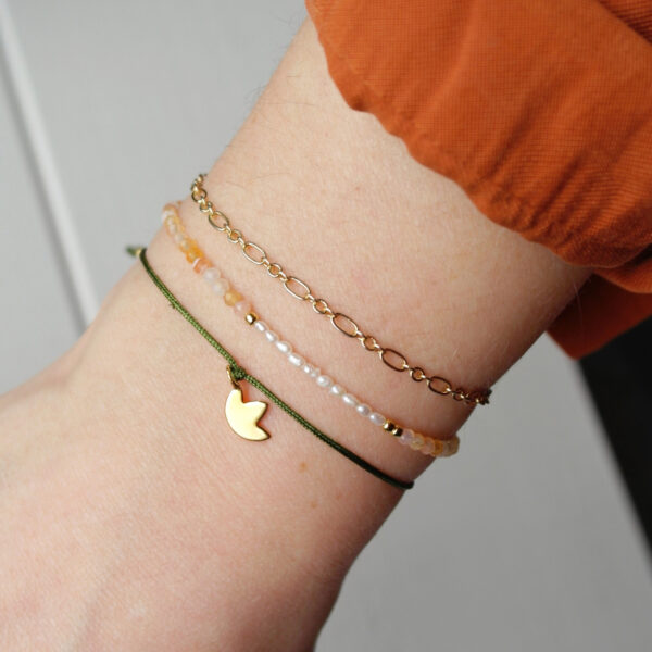 The lotus bracelet