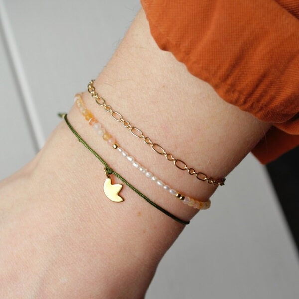 The luminous bracelet