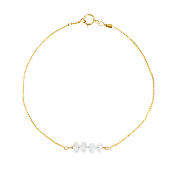 The moonbeam bracelet