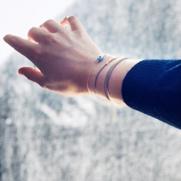 The new story bracelet
