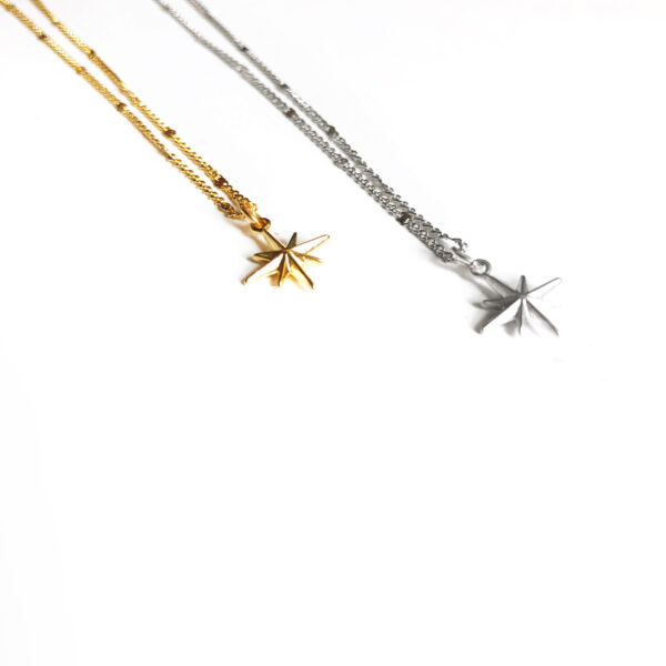 The north star necklaces