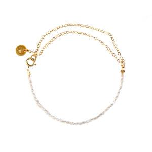 The pearlie bracelet