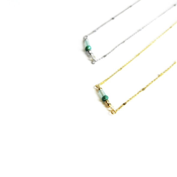 The ramé necklace