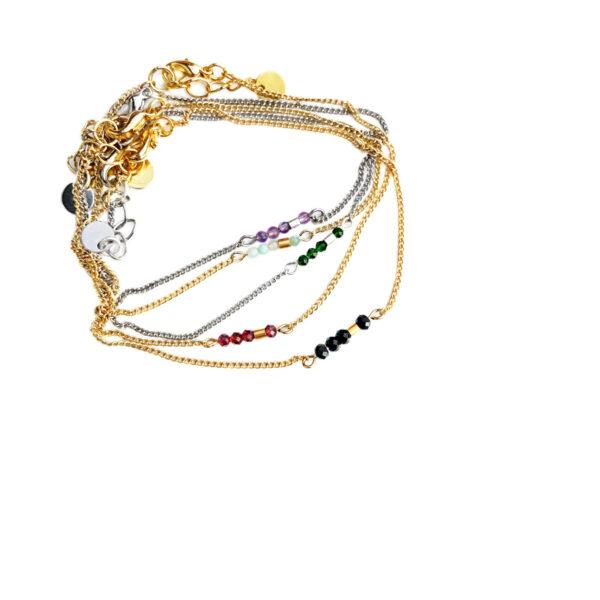 The treasure bracelet