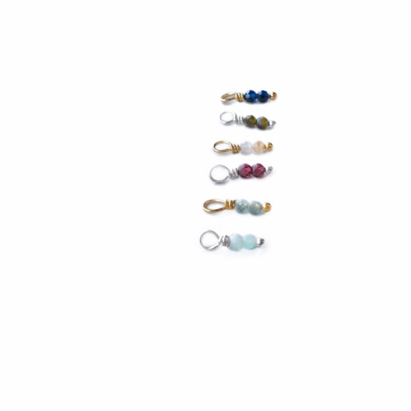 The treasure earrings