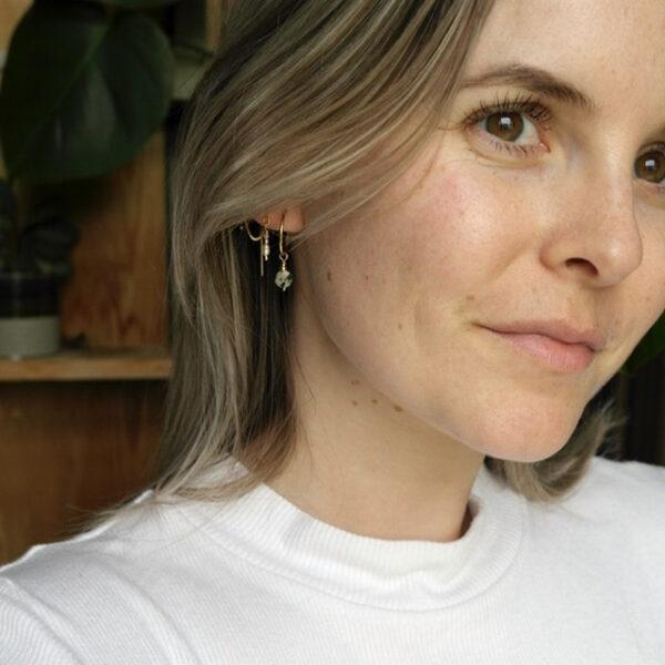 The verve earrings